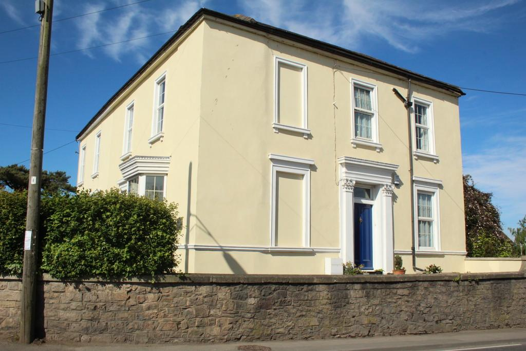 5 Bedrooms Semi Detached House for sale in Period property in Yatton