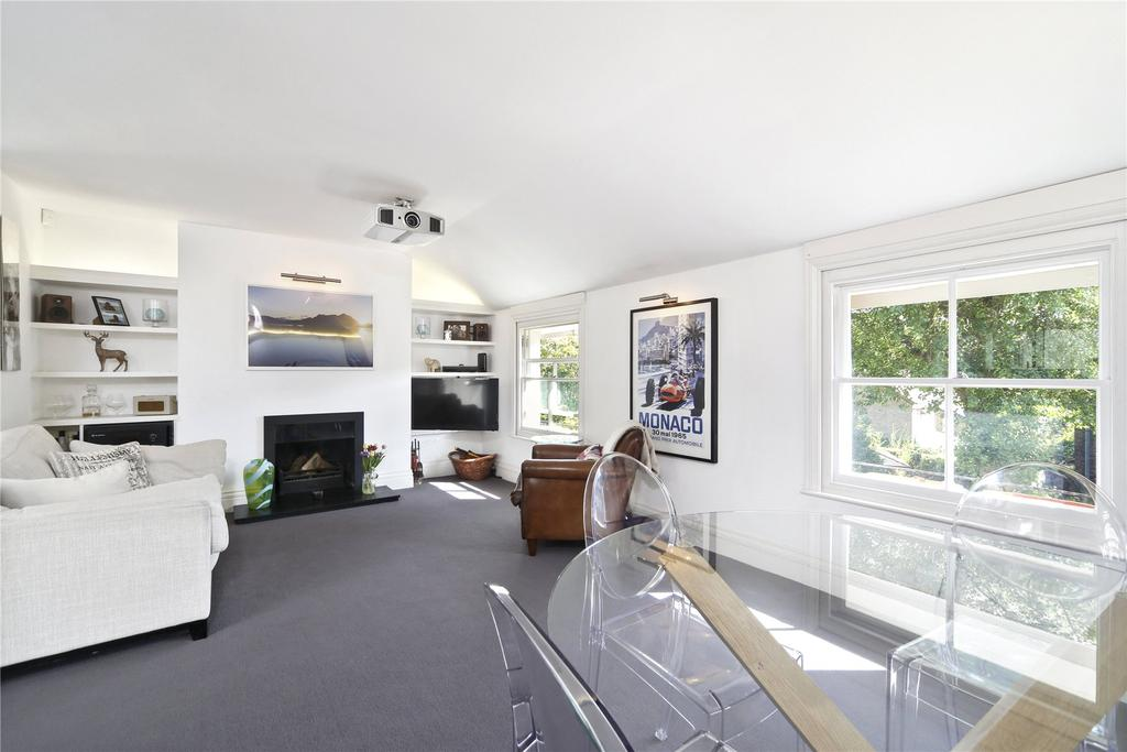 1 Bedroom Flat for sale in Eton Lodge, Rosemary Lane, London, SW14