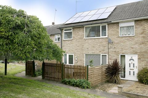 2 bedroom end of terrace house for sale - Leewood Crescent, Norwich