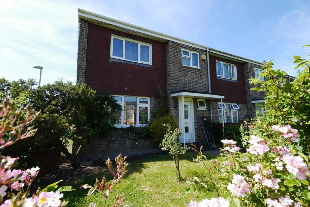 3 Bedrooms End Of Terrace House for sale in Viburnum Green, North Lowestoft