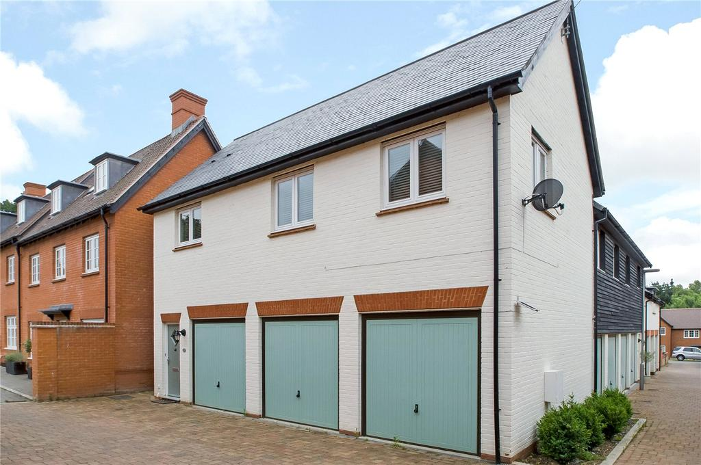 1 Bedroom Maisonette Flat for sale in Wykeham Way, Winchester, Hampshire, SO23