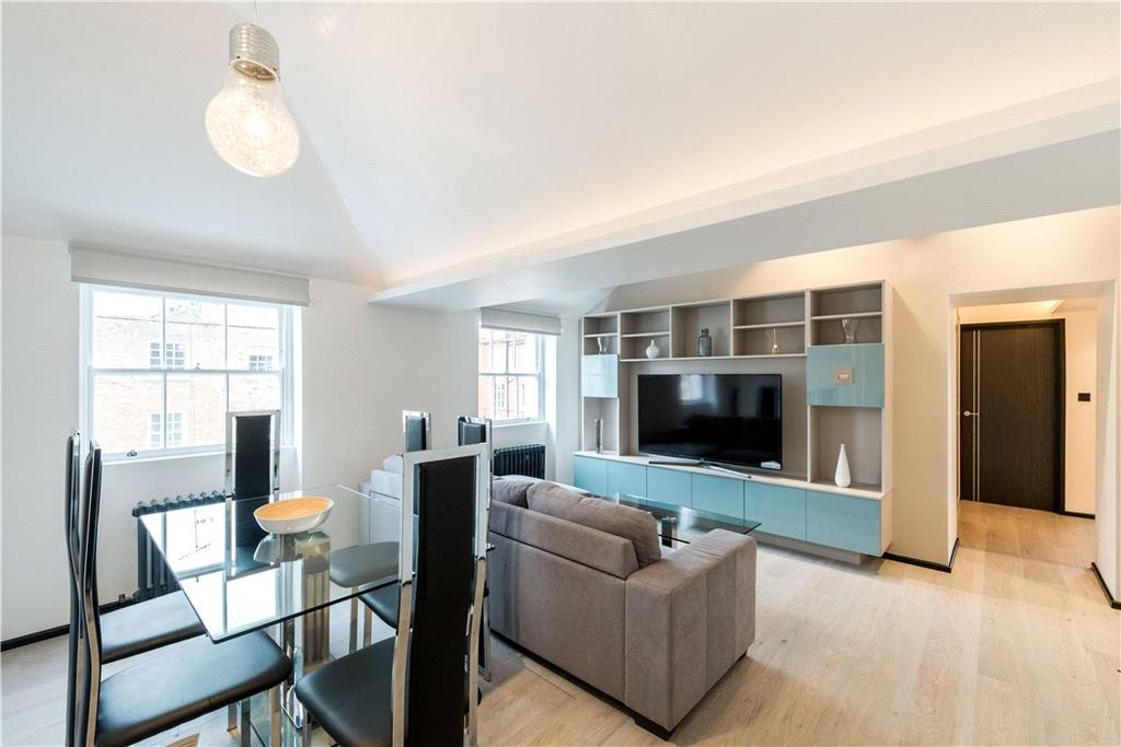 2 Bedrooms Flat for sale in Upper Montagu Street, Marylebone, London, W1H