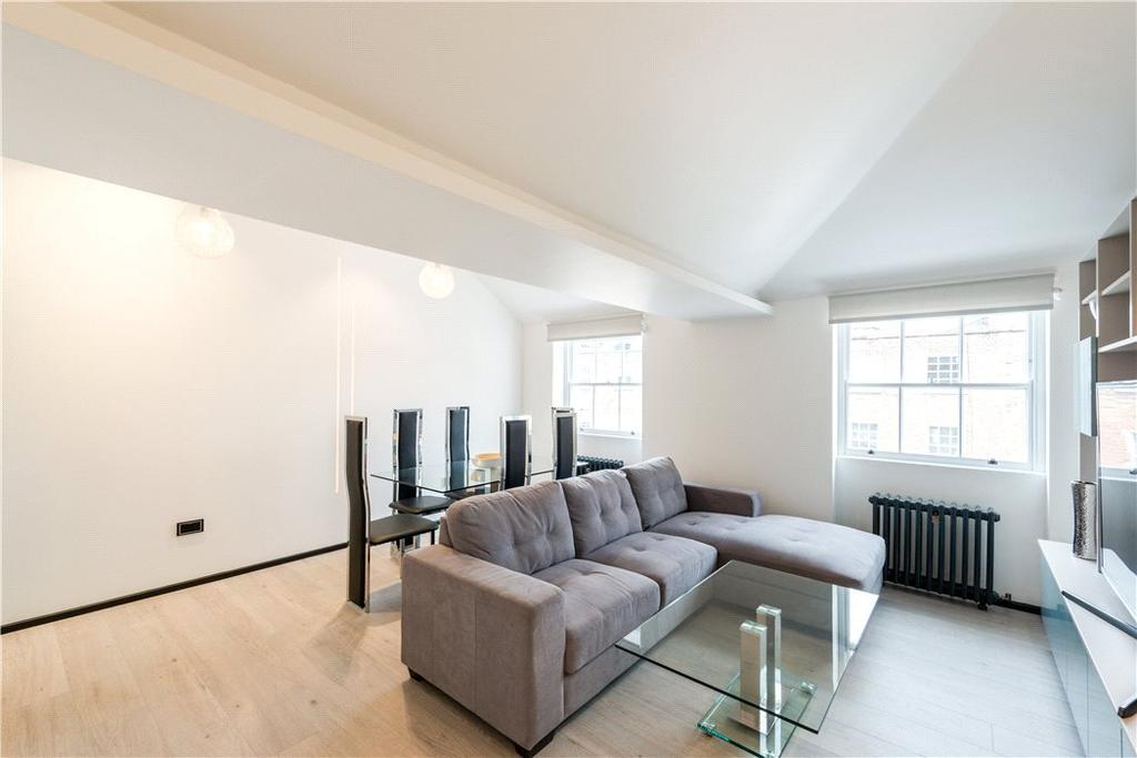 2 Bedrooms Flat for sale in Upper Montagu Street, Marylebone, London, W1H