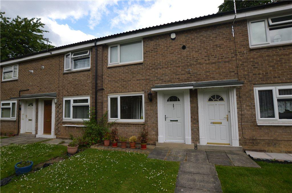2 Bedrooms Terraced House for sale in Freemans Way, Wetherby, West Yorkshire