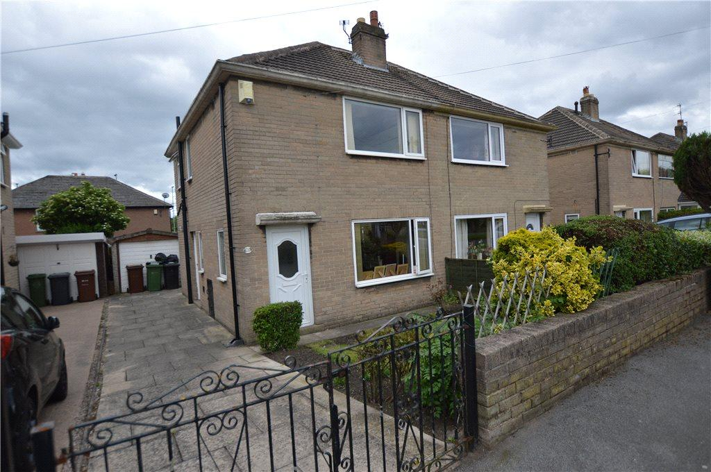 2 Bedrooms Semi Detached House for sale in Lulworth Avenue, Leeds, West Yorkshire