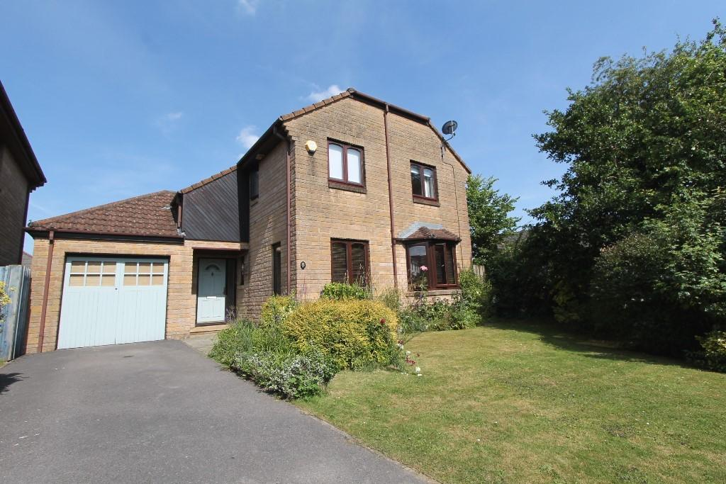 4 Bedrooms Detached House for sale in Underleaf Way, Peasedown St John