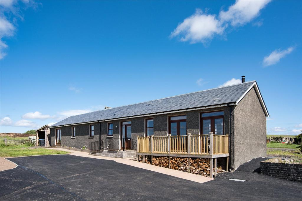 3 Bedrooms Equestrian Facility Character Property for sale in Lamberton Holdings, Lamberton, Berwickshire