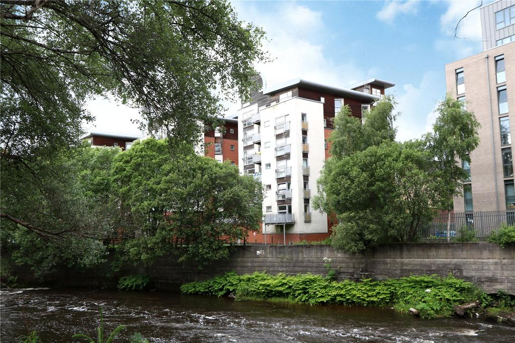 2 Bedrooms Apartment Flat for sale in Flat 7, Partick Bridge Street, Partick, Glasgow