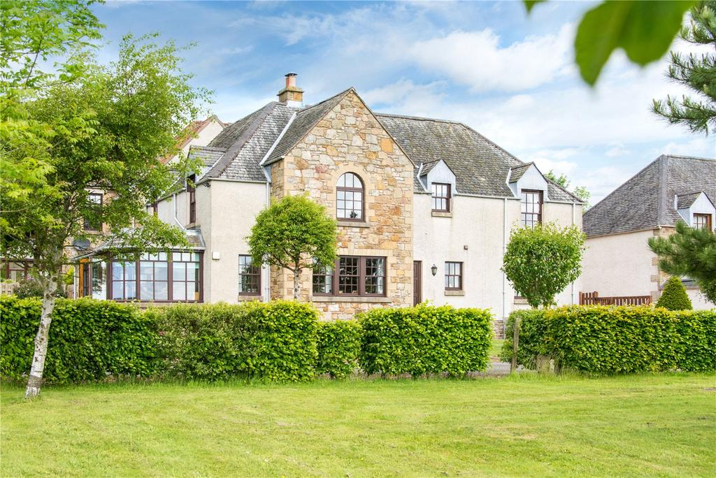 4 Bedrooms Detached House for sale in The Doocot, Feddinch, St. Andrews, Fife