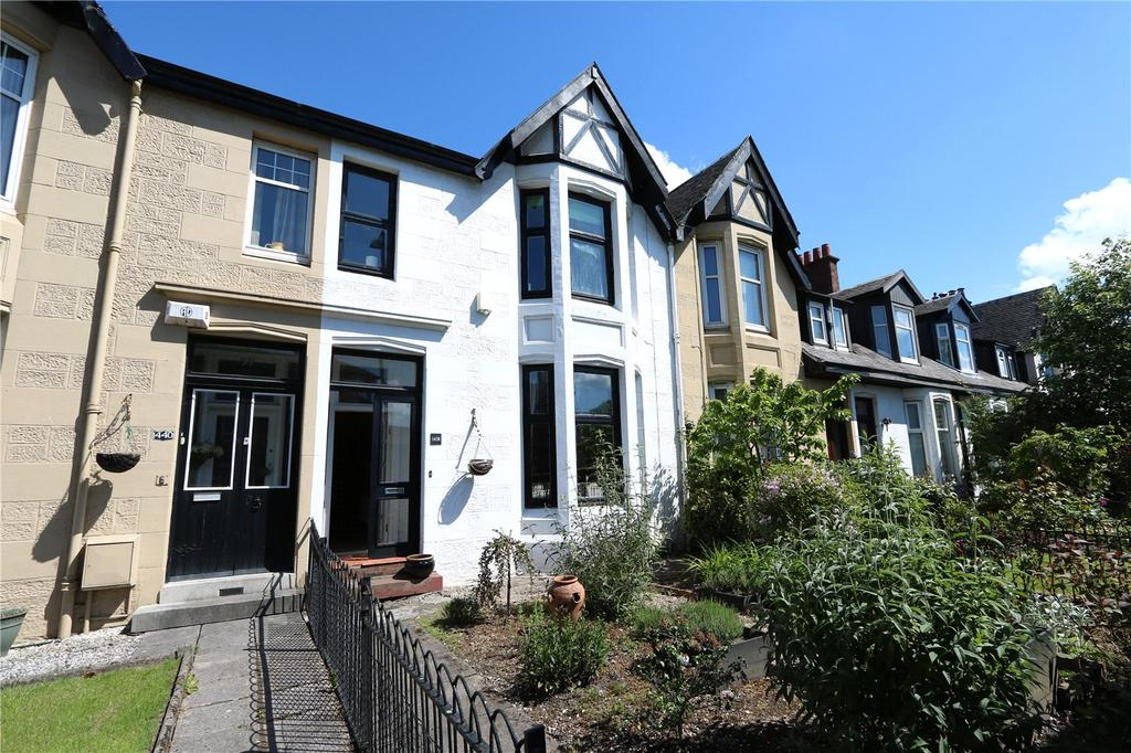 3 Bedrooms Terraced House for sale in Dumbarton Road, Scotstoun, Glasgow