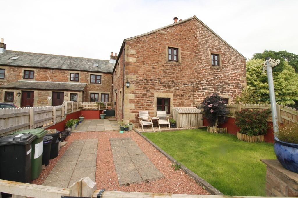 2 Bedrooms Terraced House for sale in Spittal Farm , Wigton