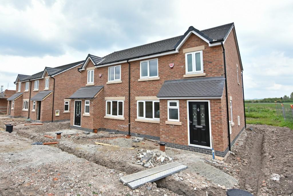 3 Bedrooms Semi Detached House for sale in Lordsgate Lane, Burscough