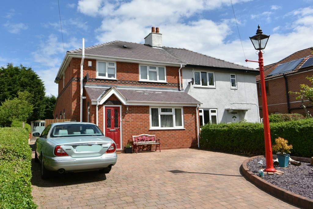 3 Bedrooms Semi Detached House for sale in Gaw Hill Lane, Aughton