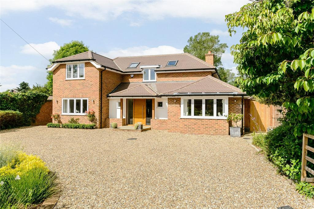 5 Bedrooms Detached House for sale in Brownfield Way, Wheathampstead, St. Albans, Hertfordshire