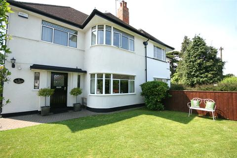 3 bedroom semi-detached house to rent - The Grove, Hales Road, Cheltenham, Gloucestershire, GL52