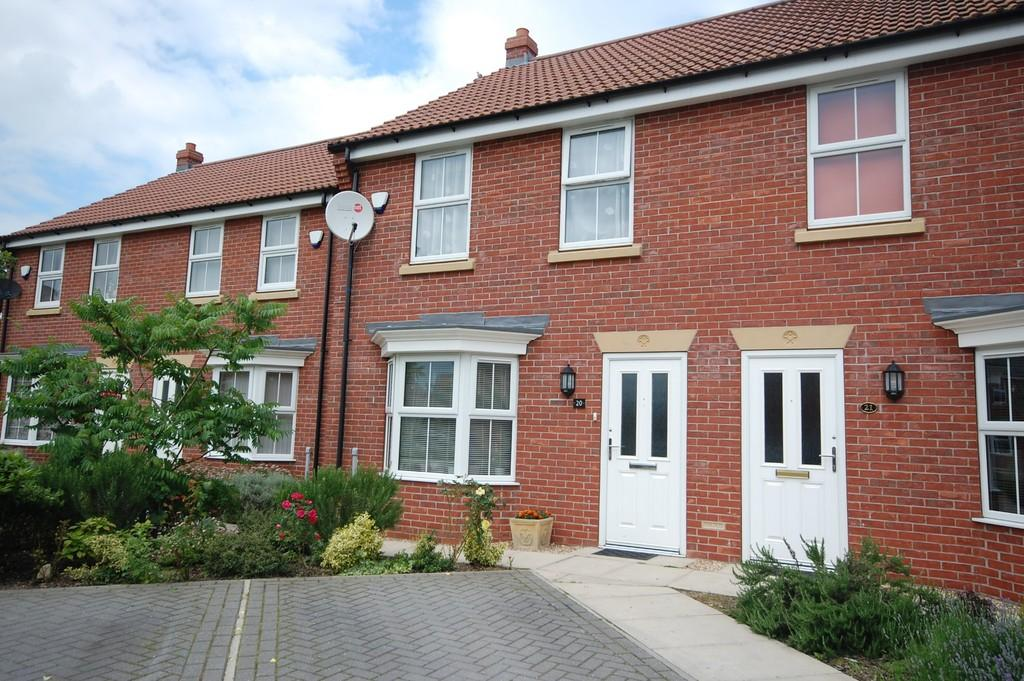 3 Bedrooms Semi Detached House for sale in Mulberry Gardens, Goole