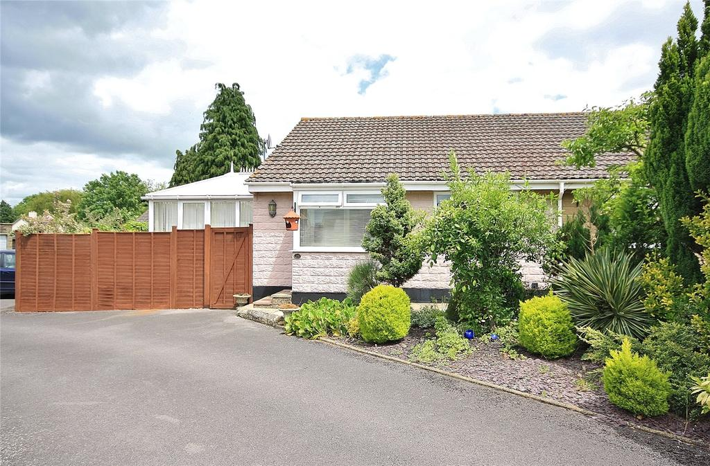 2 Bedrooms Bungalow for sale in Spurwells, Ilton, Ilminster, Somerset, TA19