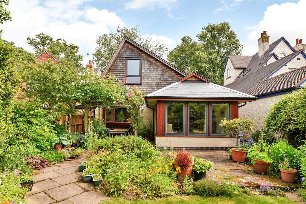 3 Bedrooms Detached House for sale in Woodward Avenue, Quorn, Loughborough
