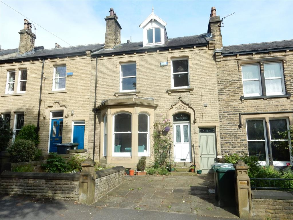 5 Bedrooms Terraced House for sale in Cleveland Road, Edgerton, Huddersfield, HD1