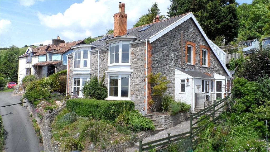3 Bedrooms Semi Detached House for sale in Hillside, Axbridge, Somerset, BS26
