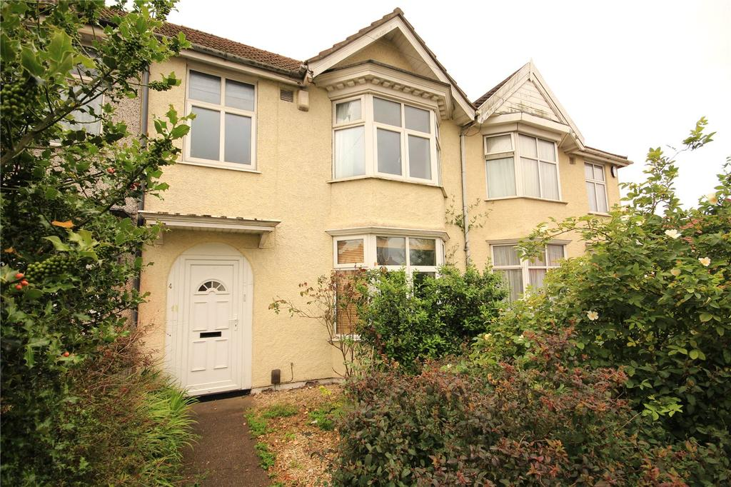 3 Bedrooms Terraced House for sale in Beachgrove Road, Fishponds, Bristol, BS16