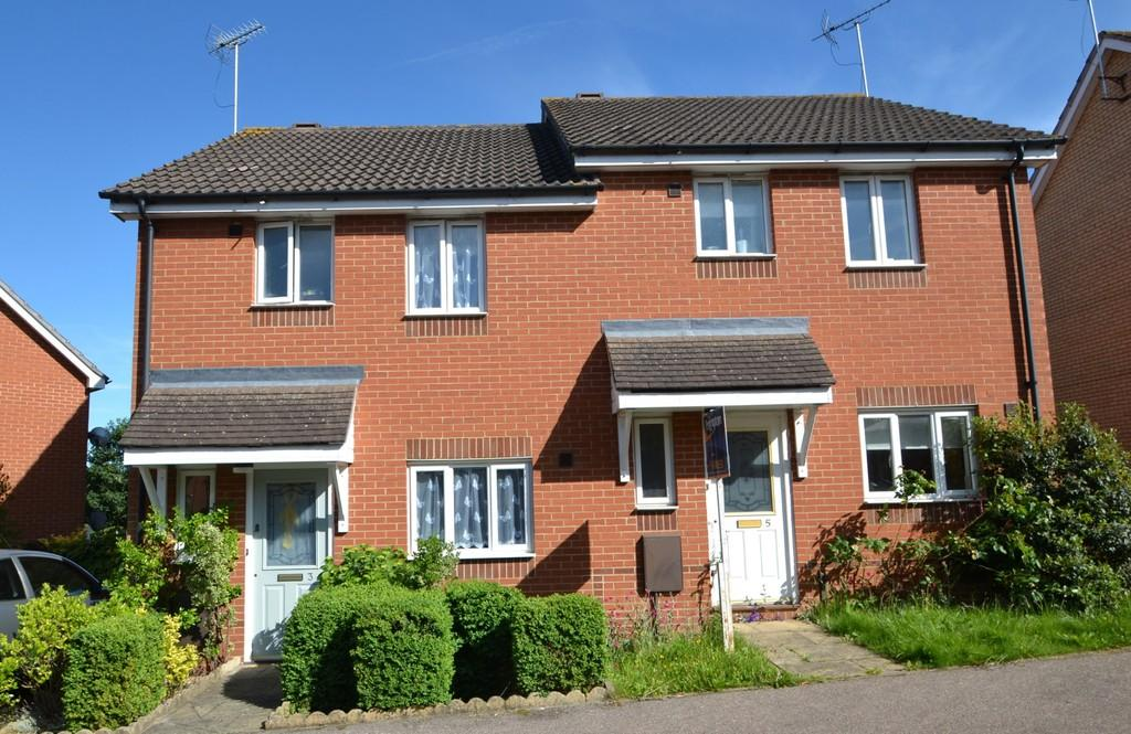 3 Bedrooms Semi Detached House for sale in Lacewing Close, Ipswich, Suffolk