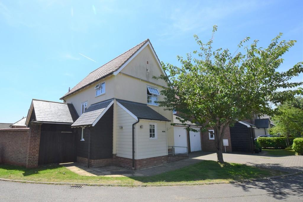 3 Bedrooms Detached House for sale in Oaklands, Drapery Common, Glemsford, Sudbury.CO10 7RW
