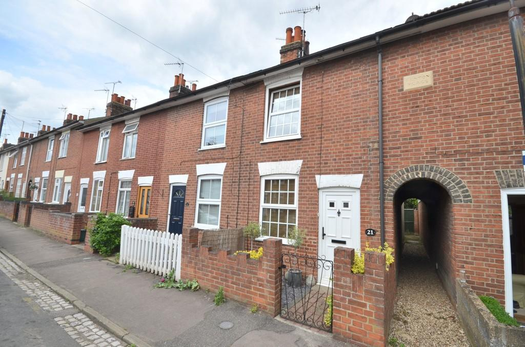 3 Bedrooms Terraced House for sale in Albert Street, Colchester