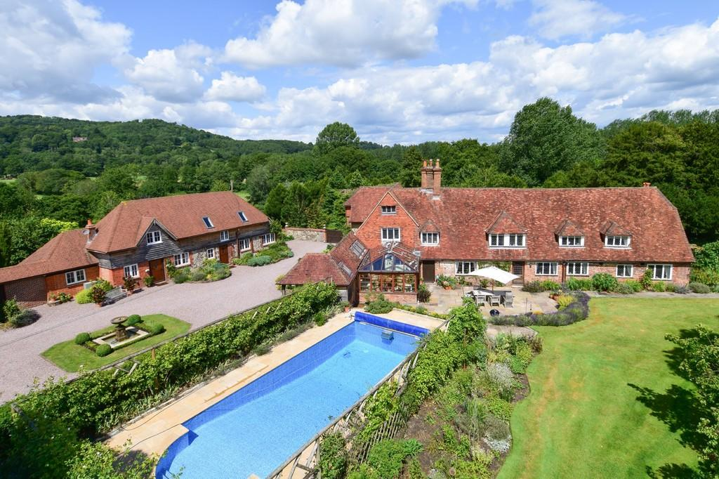 6 Bedrooms Detached House for sale in Steep, Hampshire