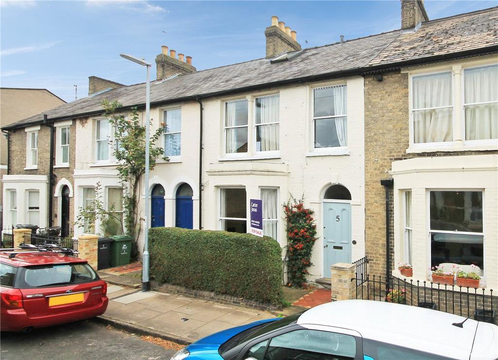 5 Bedrooms Terraced House for sale in Herbert Street, Cambridge, CB4