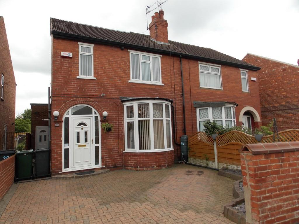 4 Bedrooms Semi Detached House for sale in Marlborough Road, Town Moor