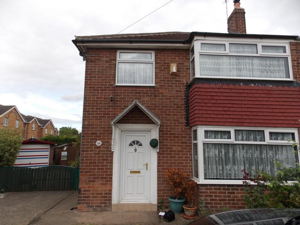 3 Bedrooms Semi Detached House for sale in Ruthven Drive, Warmsworth