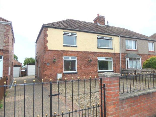 3 Bedrooms Semi Detached House for sale in SYCAMORE ROAD, FISHBURN, SEDGEFIELD DISTRICT