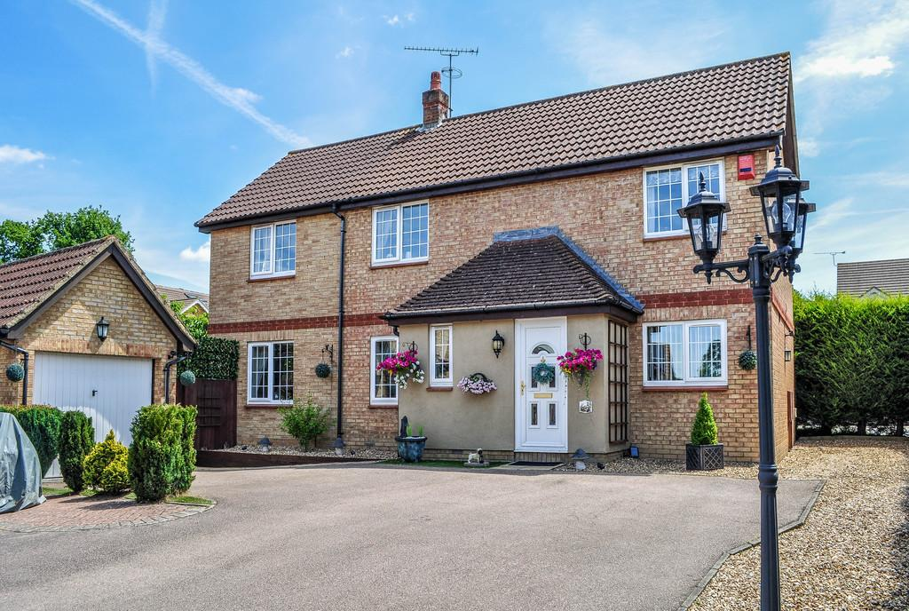 4 Bedrooms Detached House for sale in Chapman Road, Maidenbower