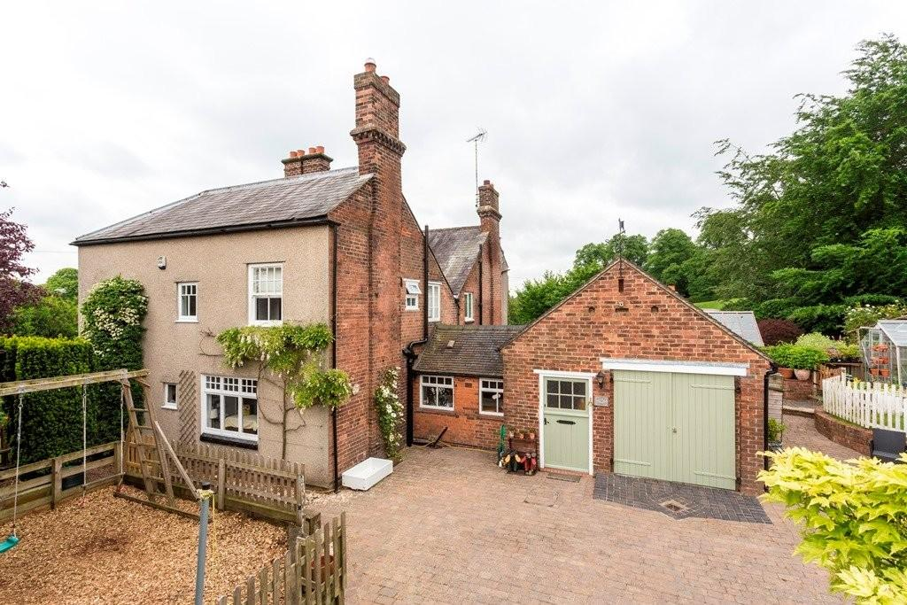 4 Bedrooms Semi Detached House for sale in The Green Road, Ashbourne
