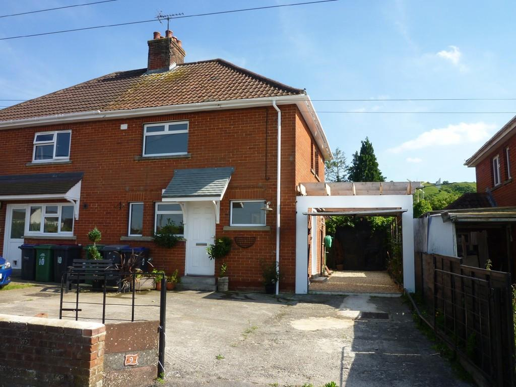 3 Bedrooms Semi Detached House for sale in The Weir, Edington