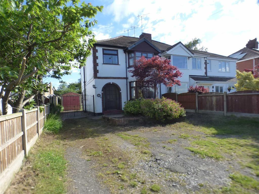 3 Bedrooms Semi Detached House for sale in 151, Uttoxeter Road, Draycott