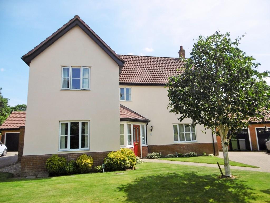 4 Bedrooms Detached House for sale in Aylsham