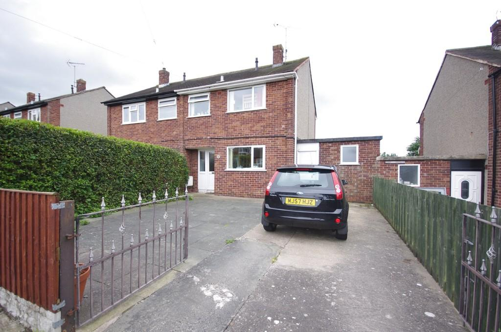 3 Bedrooms Semi Detached House for sale in Ffordd Ty Newydd, Meliden