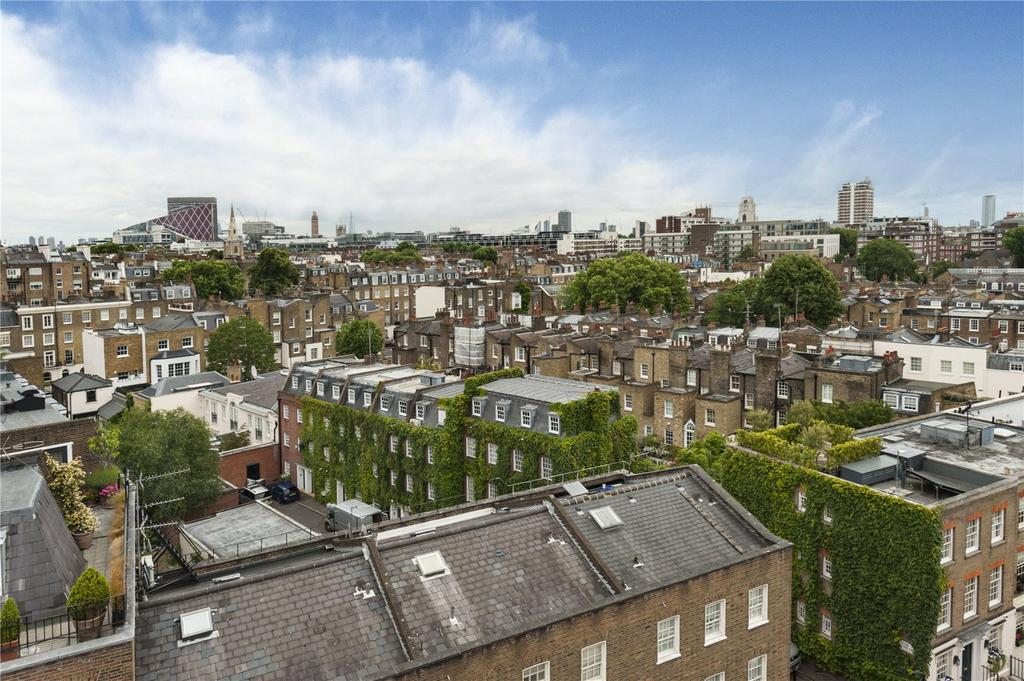 3 Bedrooms Apartment Flat for sale in Eaton Mansions, Cliveden Place, Belgravia, London, SW1W
