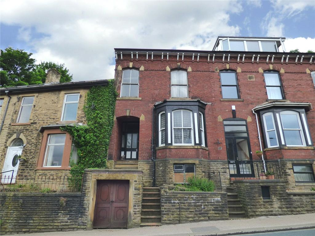 5 Bedrooms Terraced House for sale in Stamford Road, Mossley, Ashton-under-Lyne, Greater Manchester, OL5