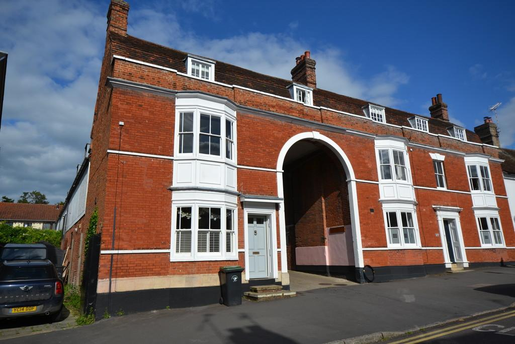 3 Bedrooms Semi Detached House for sale in Gold Street, Saffron Walden