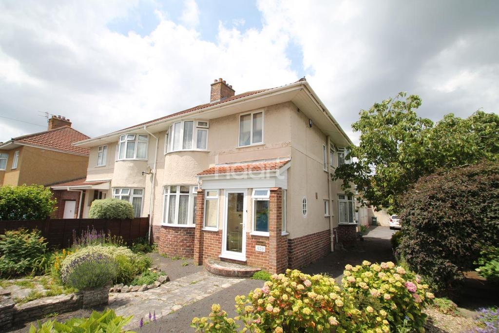 4 Bedrooms Semi Detached House for sale in Locking Road