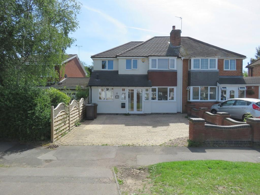 4 Bedrooms Semi Detached House for sale in Damson Lane, Solihull