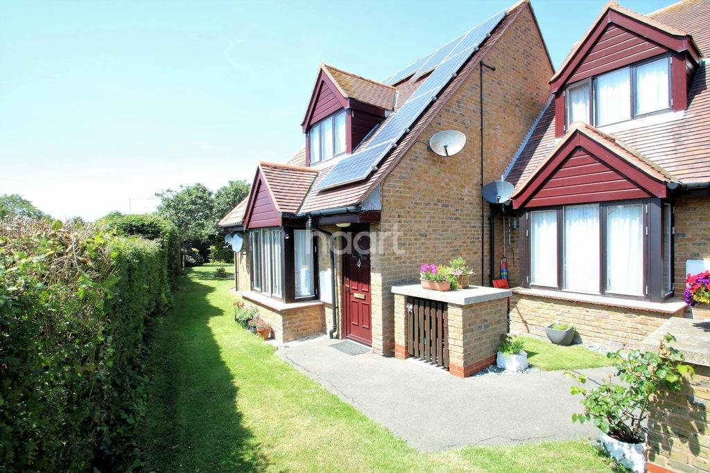 2 Bedrooms Terraced House for sale in Holland-on-sea