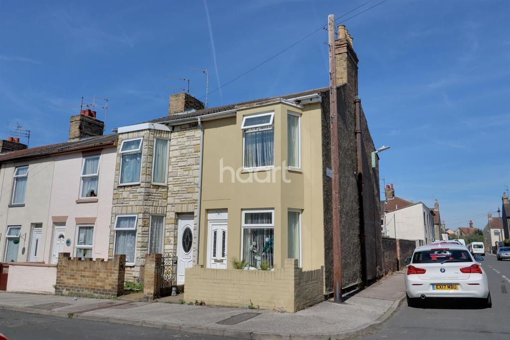 3 Bedrooms End Of Terrace House for sale in Southwell Road, Lowestoft, Suffolk.