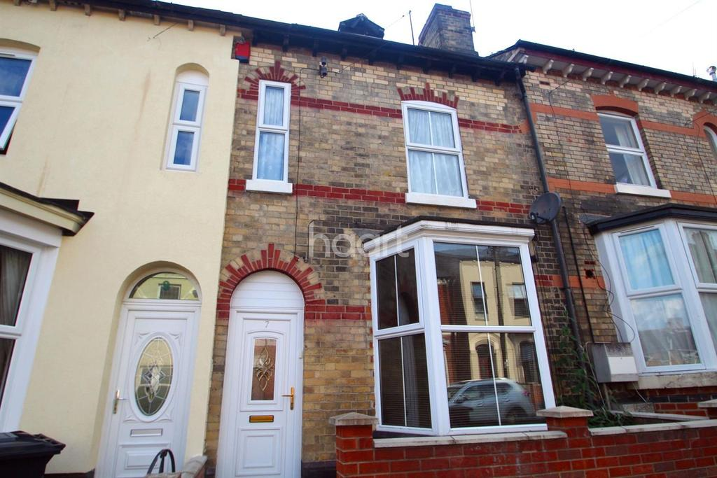 3 Bedrooms Terraced House for sale in Bailey Street, Derby