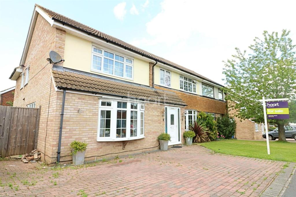 5 Bedrooms Semi Detached House for sale in Broomhill