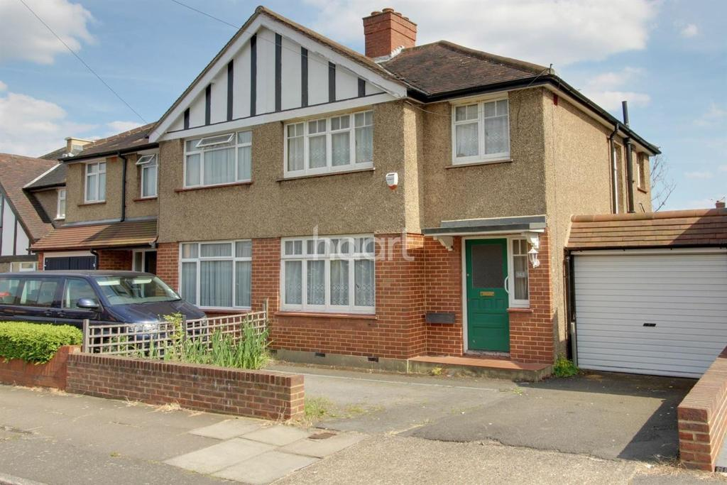 3 Bedrooms Semi Detached House for sale in Woodlands Avenue, Eastcote