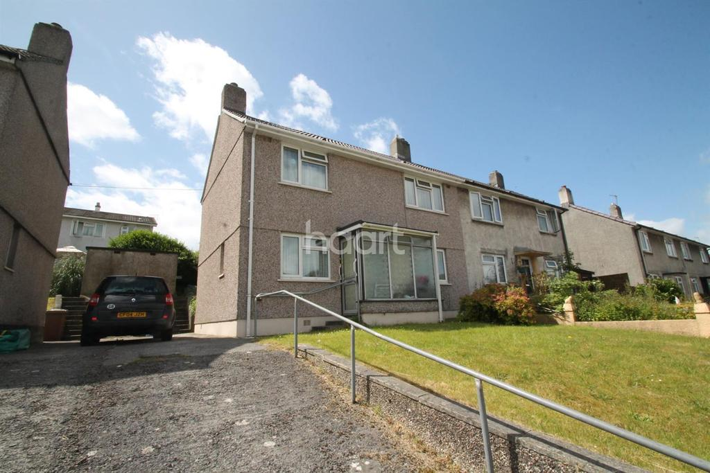 3 Bedrooms Semi Detached House for sale in Pike Road, Laira